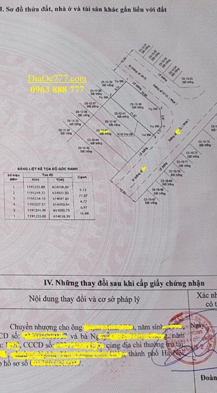 Bán lô góc đất nền Cát Lái quận 2 chính chủ đường 12m