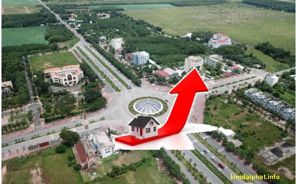 Thị trấn Hiệp Phước – Nhơn Trạch với những con số ấn tượng