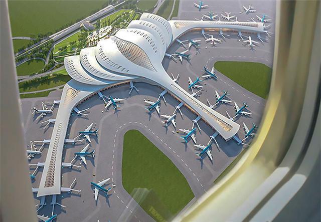 Long Thành sẽ là thành phố sân bay