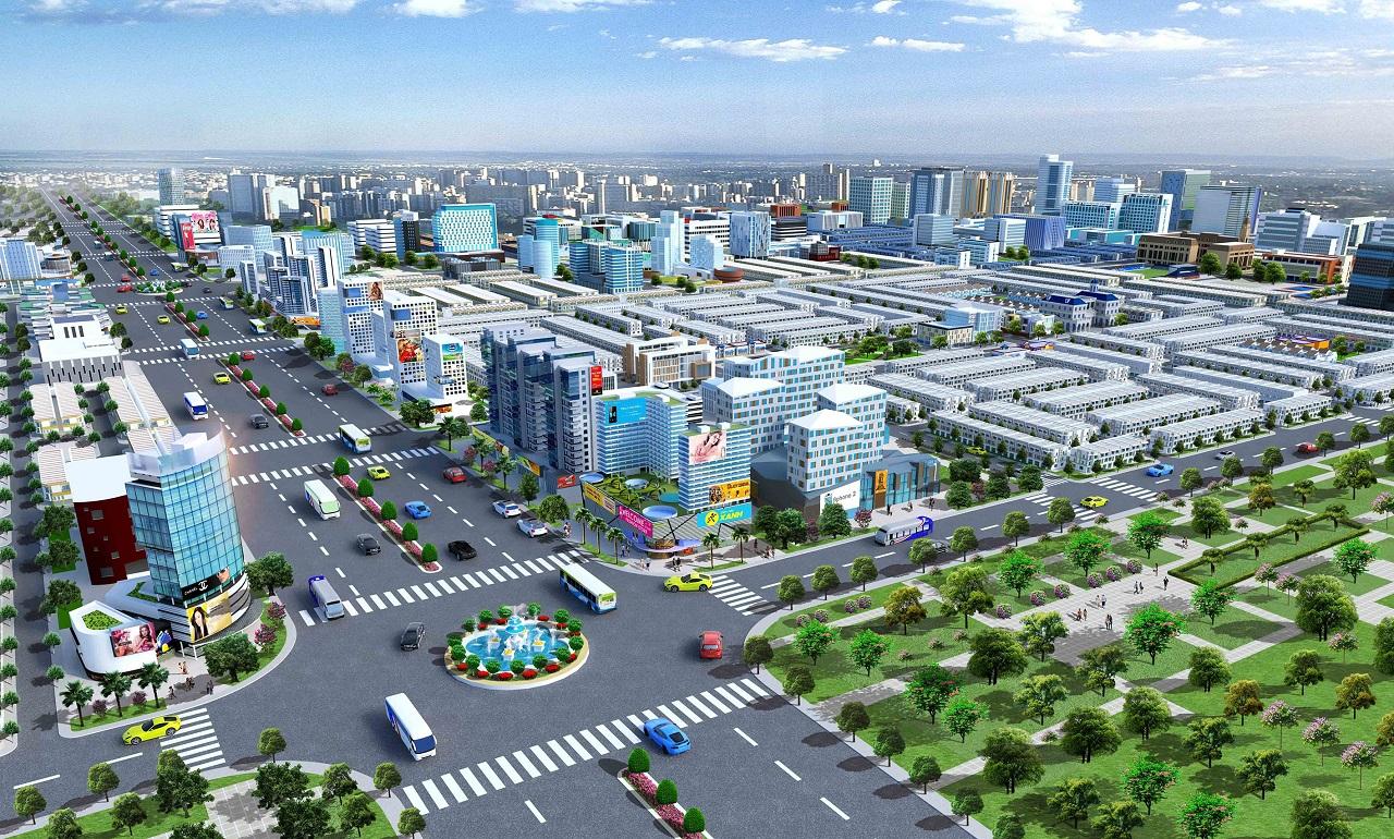 Cấp phép dự án Thành phố mới Nhơn Trạch