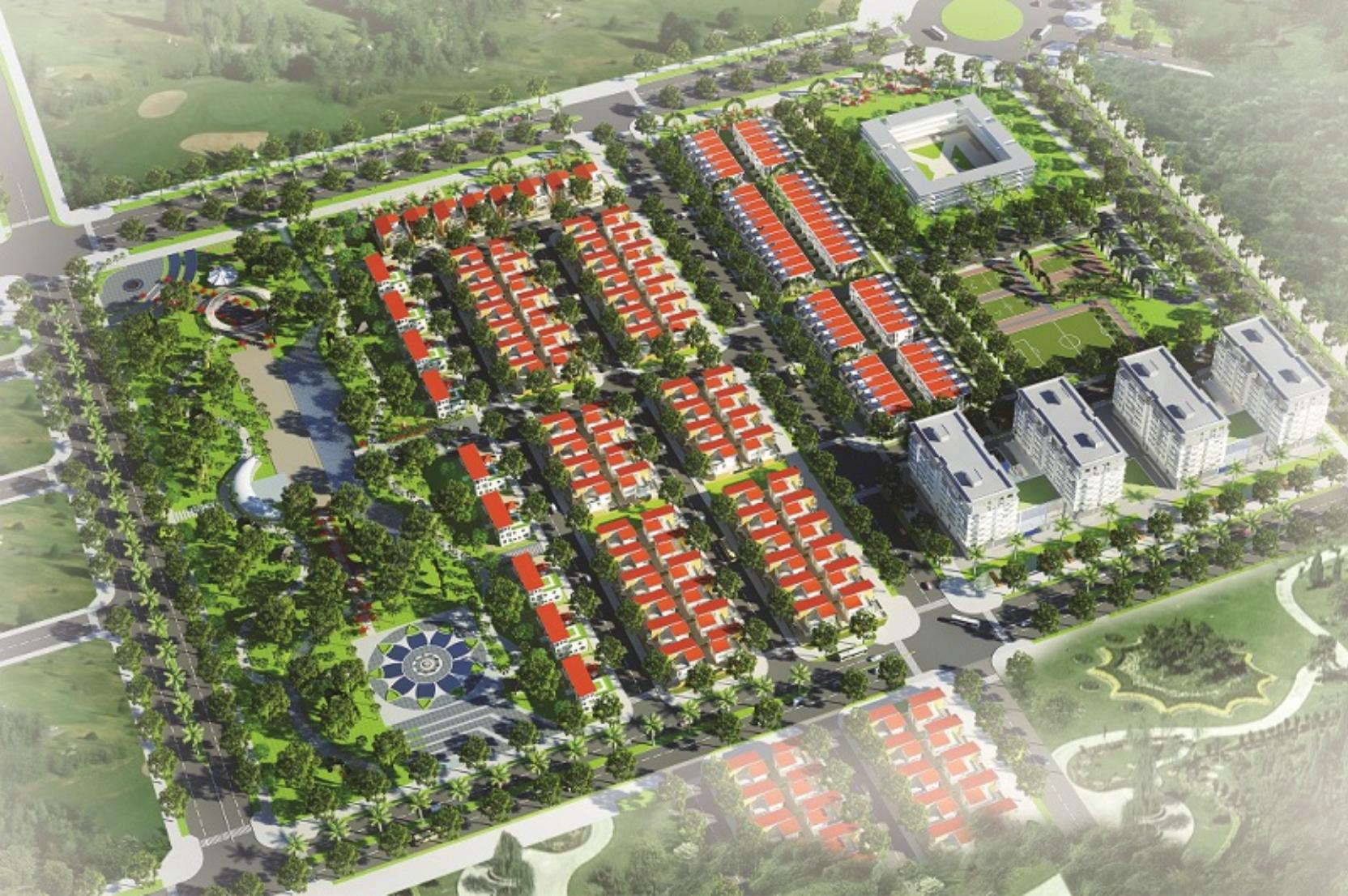Bán đất nền Nhơn Trạch DIC Hiệp Phước diện tích 100m2 – 1 tỷ 200 triệu