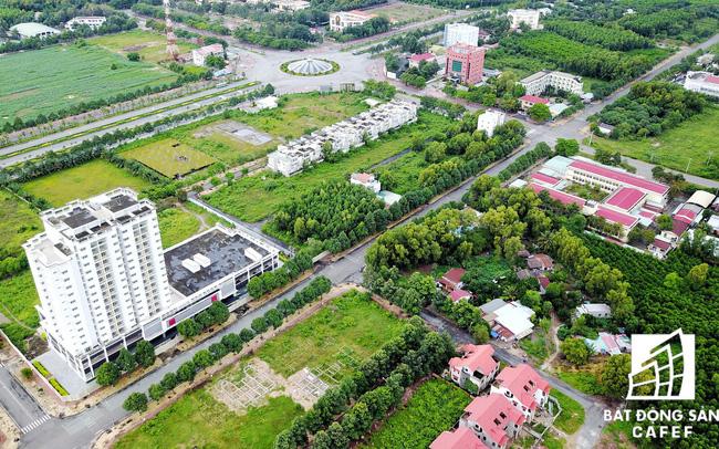 Bán gấp đất HUD Nhơn Trạch, Đồng Nai giá rẻ 1,3 tr/m2