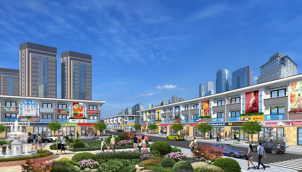 Xu hướng đón đầu hạ tầng thành phố Nhơn Trạch